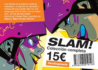 SLAM: COLECCIÓN COMPLETA