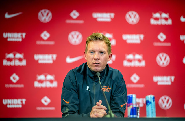 Dortmund are extremely dangerous - Julian Nagelsman