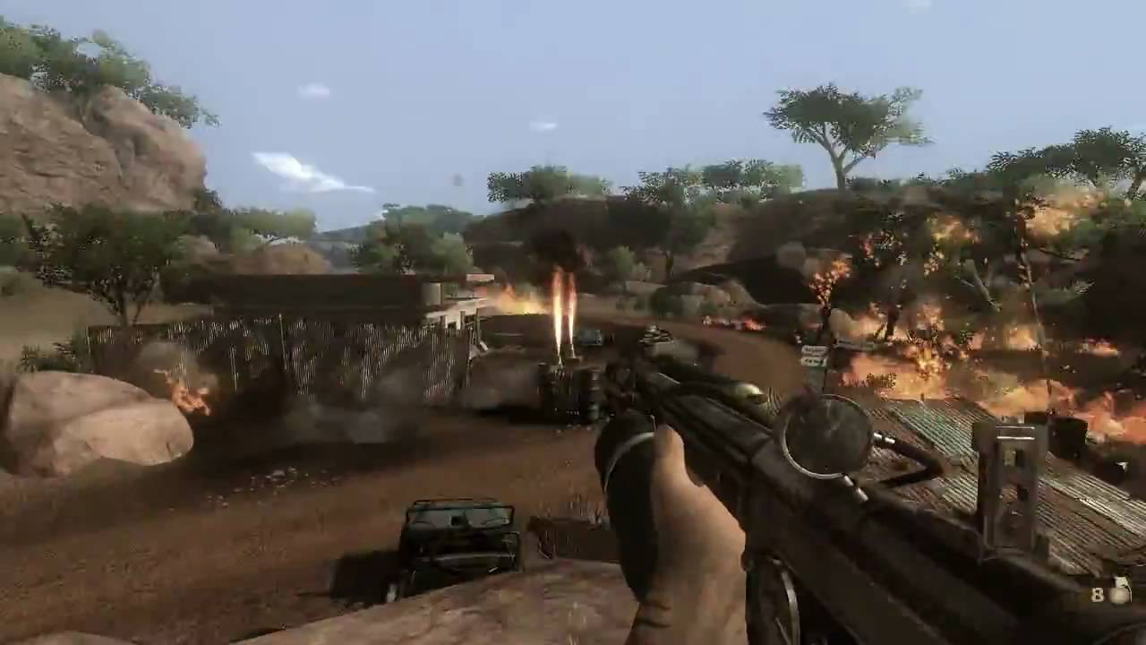 Download Now, Far Cry 2: Fortune's Edition -GOG For PC(2 43