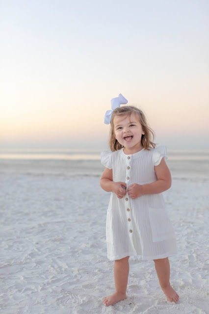 SWFL Family Portrait | Fort Myers Beach Photographer