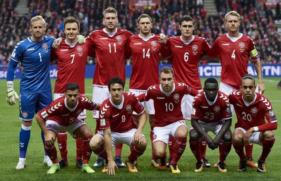 Information about Denmark team 2018