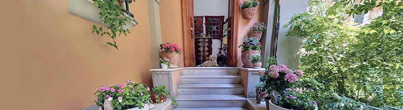 Bed and Breakfast Roma Adele Emme ingresso