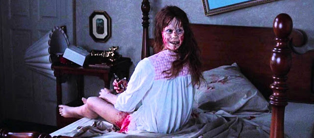 THE EXORCIST  top 10 horror movie