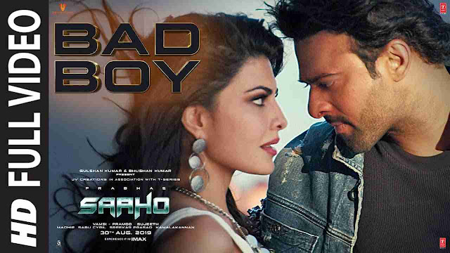 bad boy lyrics in HINDI & English