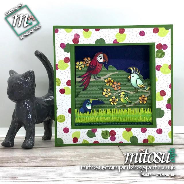 Stampin' Up! Bird Banter from Mitosu Crafts UK