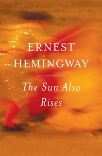 The Sun Also Rises by Ernest Hemingway - book cover