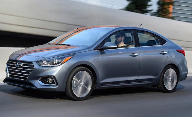 Обзор нового Hyundai Accent 2018
