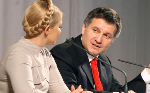 Аваков очолив антирейтинг серед чиновників. Тимошенко - серед політиків