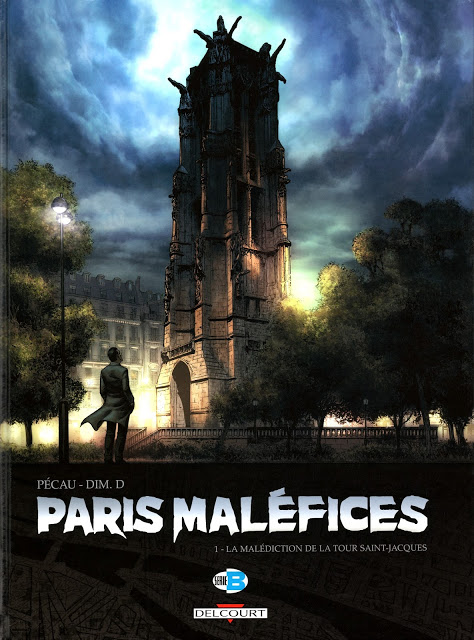 Paris Maléfices-Jean-Pierre Pécau & Dim.D