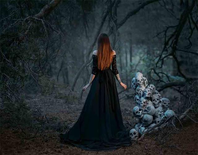 La puntura della strega e il marchio del diavolo