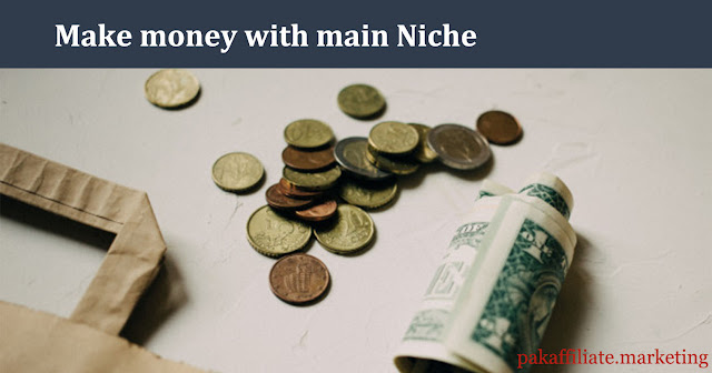 make money with main niche