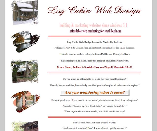 http://www.logcabinwebdesign.com/