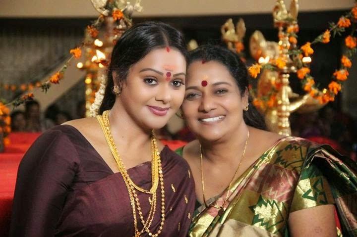 Rekha Ratheesh Parasparam Serial Actress Photos - Latest ...