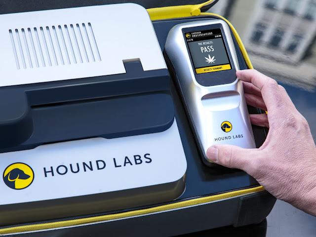 Lab says its marijuana breath analyzer will hit the market in 2020