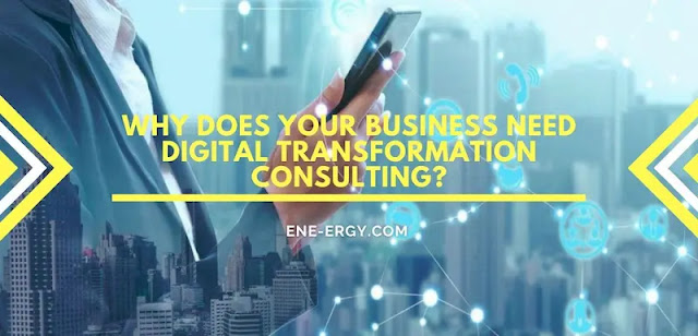 Why Does Your Business Need Digital Transformation Consulting