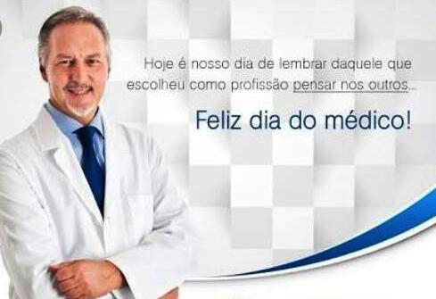 Secretário Executivo parabeniza a todos os Médicos pelo seu dia