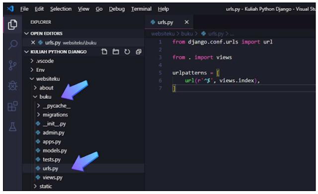 Fjango Framework - Membuat Model dan Menampilkan Data ke Views
