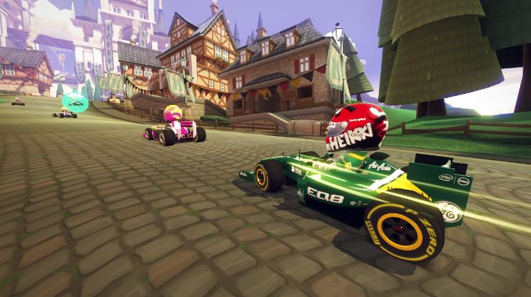 Descargar F1 Race Stars PC Full Español