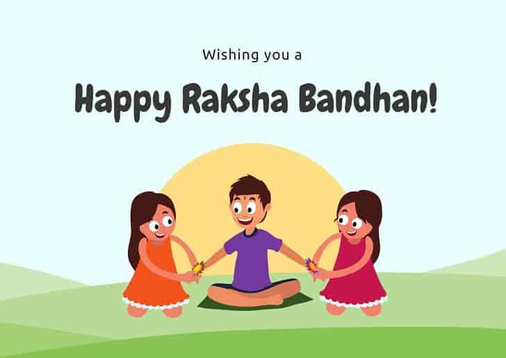 happy raksha bandhan wishes quotes