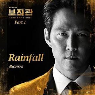 Chen - Rainfall Mp3