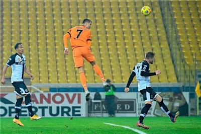 ملخص واهداف مباراة يوفنتوس وبارما (4-0) في الدوري الايطالي
