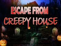 Top10NewGames - Top10 Escape From Creepy House