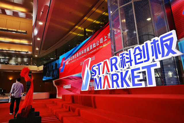 STAR Market, a resposta da China para Nasdaq.