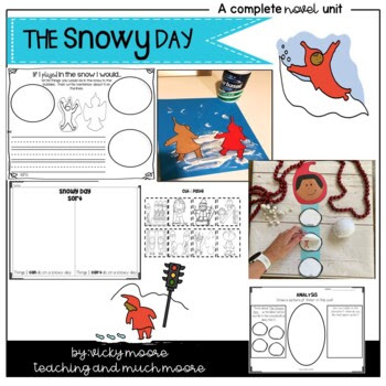 The Snowy Day Ideas art and more