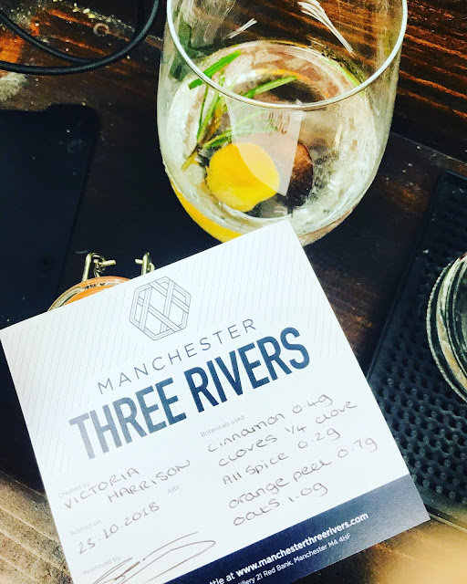 Review of MCR Three Rivers Gin - 5 Star experience
