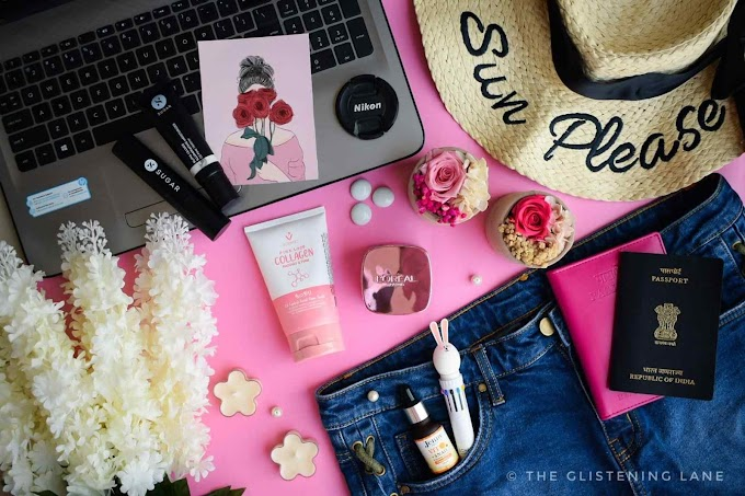 Mini Thailand Skincare Haul + First Impressions!