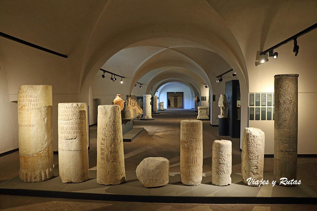 Museo de Santa Giulia de Brescia