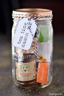 DIY Mason Jar Gift Ideas