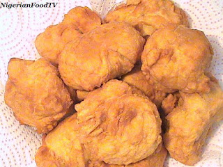 Nigerian Buns Recipe, How to Make Nigerian Buns, Nigerian Buns