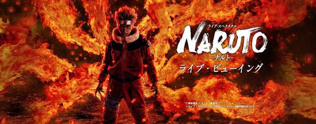 Naruto Stage Play: Live Spectacle Naruto (2015) [Jaburanime]