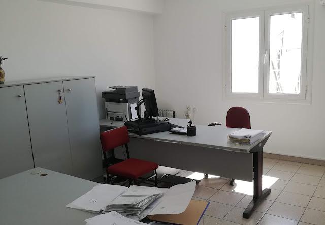 Το Γραφείο Εξυπηρέτησης Φορολογουμένων στο Κρανίδι λειτουργεί πλήρως ανακαινισμένο