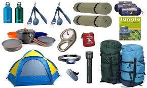 Peralatan Kecil Untuk Mendaki Gunung