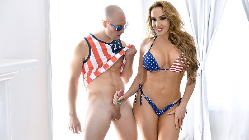 Mylf - Independence Day Stepmom Dick Down - Richelle Ryan