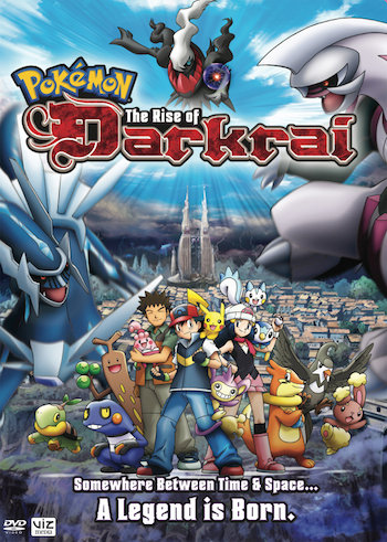 Pokemon The Rise Of Darkrai 2007 Hindi Dubbed Movie Download