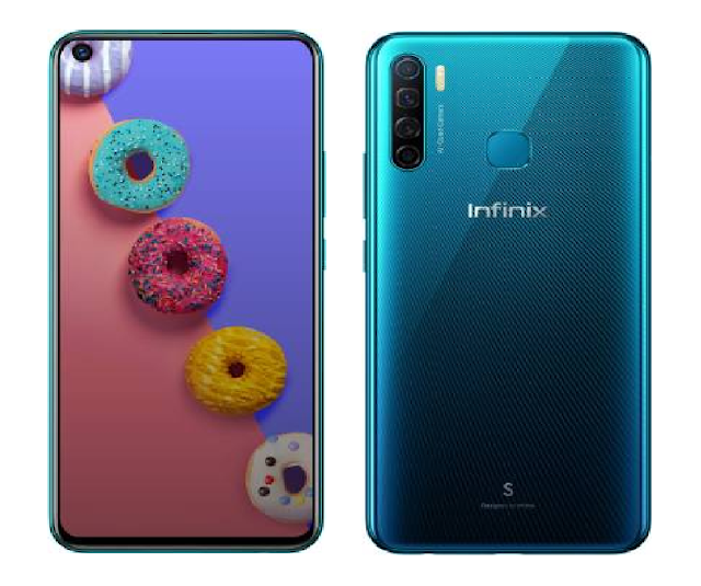 Infinix S5 review: what will be able to give competition to Realme 5 and Redmi Note 8, know here