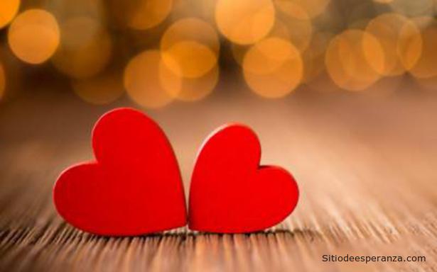 El amor - Dos corazones