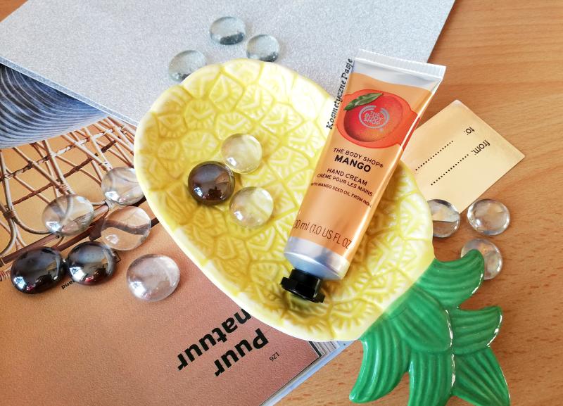 krem do rąk The Body Shop mango