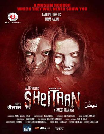 Watch Online Raaz-e-Sheitaan 2019 HDTV Hindi 720p 750MB Full Hindi Movie Download bolly4ufree.in