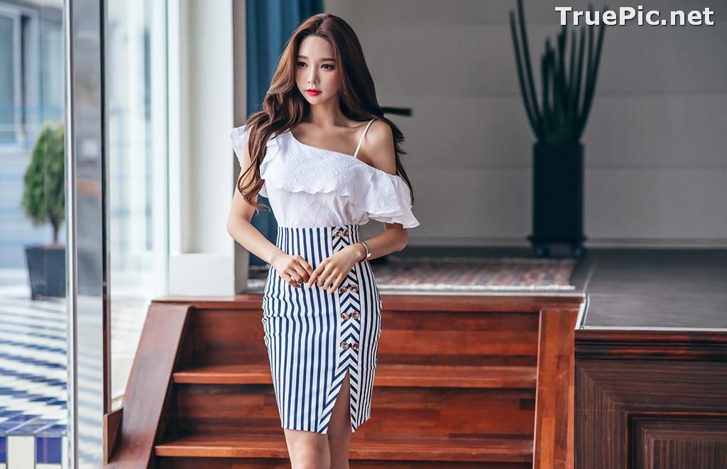 Image Korean Beautiful Model – Park Soo Yeon – Fashion Photography #2 - TruePic.net - Picture-5