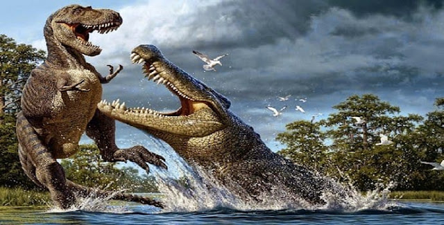 أكثر الحيوانات المرعبة التي كانت توجد في عصر ما قبل التاريخ