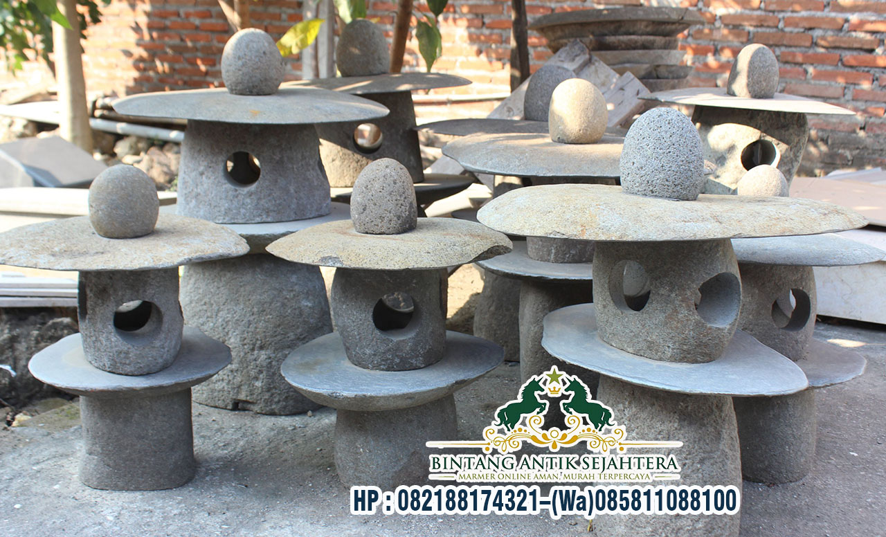 Kap Lampu Batu Alam Kerajinan Batu Alam Lampu Taman Batu Alam Bali Produk Kerajinan Marmer Produk Marmer Tulungagung