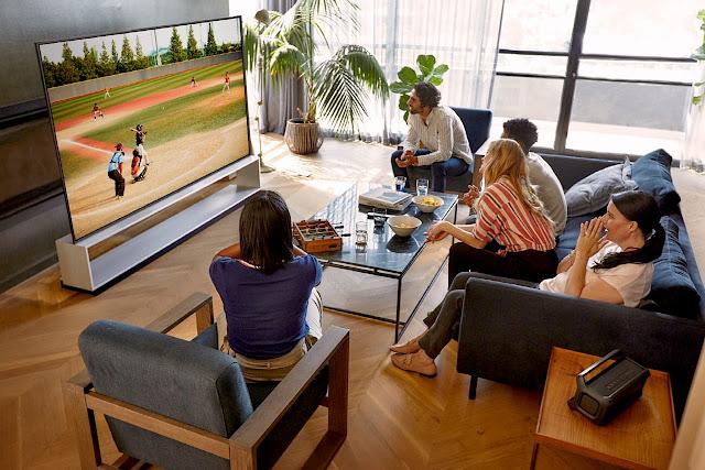 LG 8K OLED TV CES 2020