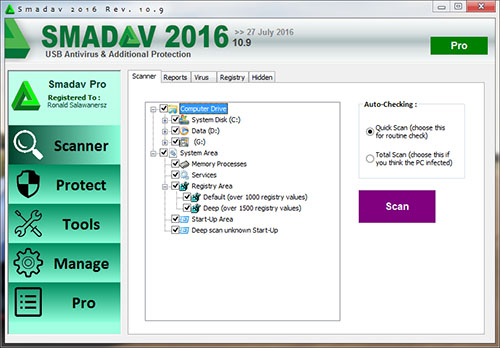 Smadav 2016 Rev. 10.9 Pro Full Download
