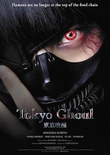 live action de Tokyo Ghoul