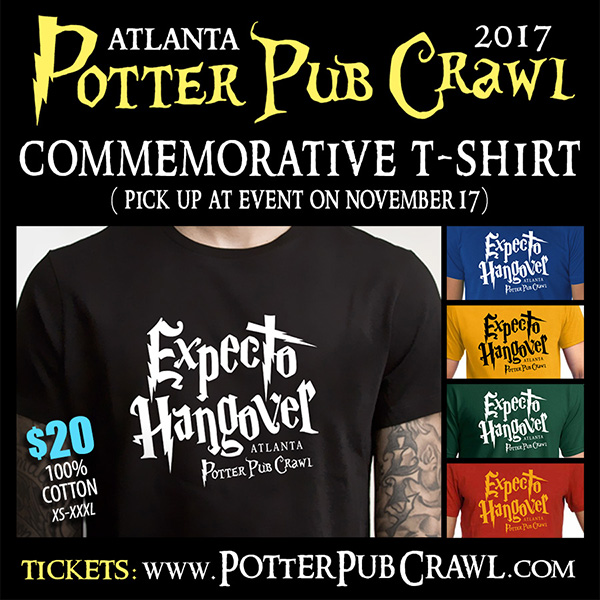 Expecto Hangover™ t-shirts