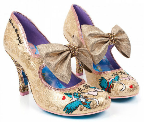 Irregular Choice Disney Cinderella so this is love